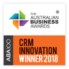 2018_ABA_CRM_Innovation_Complexica